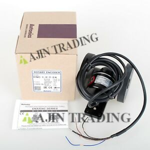 Autonics Enc 1 2 t 24 Wheel Type Encoder ups Express Saver Free Shipping