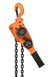 Magna Manual Lever Chain Hoists 1 4 3 4 1 1 2 3 Or 6 Ton Capacity