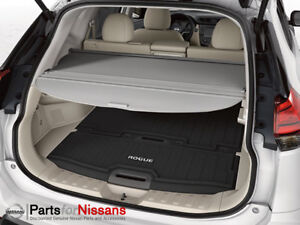Genuine Nissan 2014 2018 Rogue Retractable Cargo Area Cover Shade New Oem