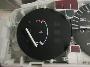 92 95 1992 1993 1994 1995 Honda Civic Dx Gauge Cluster Temp Temperature Gauge
