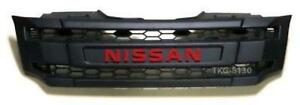 L e d Front Grill Grille Trim Red Logo For Nissan Frontier Np300 2014 2018