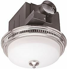 Monument Exhaust And Ventilation Fan With Light 110cfm