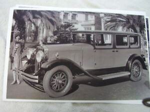 1920 s Whippet Automobile 2 11 X 17 Photo Picture