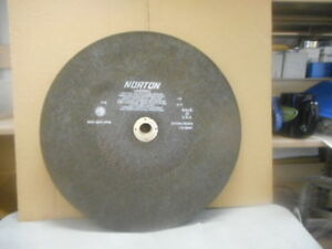 6 Norton 16 X 1 8 X 1 Gemini Foundry Non reinforced Type 01 Cut off Wheels