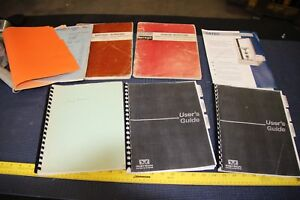 Instron Manuals