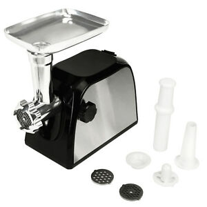 Electric Meat Grinder Sausage Maker Meat Mincer Butcher Machine Kitchen