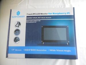 7 Inch Hd Ips 1280 800 Lcd Display Monitor Kit For Raspberry Pi