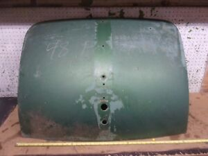 1948 Pontiac 4 Door Trunk Lid Deck Panel 1947 1946 Prop Rod Rachet