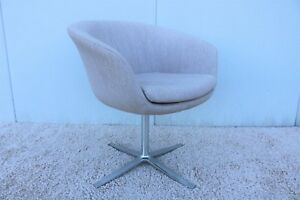 Coalesse Bob Swivel Guest Chair Design Pearson Lloyd 2007 Germany By Steelcase
