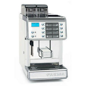 Faema Barcode Super Automatic Espresso Machine
