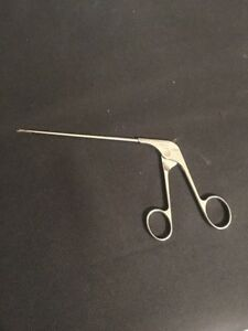 Acufex 012036 Arthroscopy Forceps Scissors Punch Straight