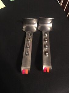 Kls Martin 15 889 40 Wound Spreader Retractor Lot Of 2