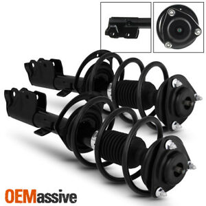 Jeep Patriot Compass Dodge Caliber Front Complete Struts Coil Springs W mounts