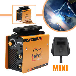 5 5 Kw Zx7 200 Mini Mma Arc Welder Dc Igbt Welding Machine Solder Inverter 220v
