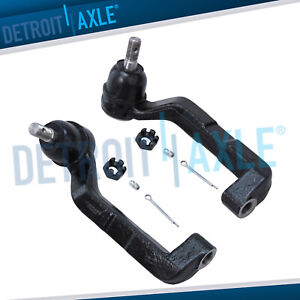 2 Front Outer Tie Rod End For 2005 2006 2007 2008 2009 2010 Chrysler 300 Awd