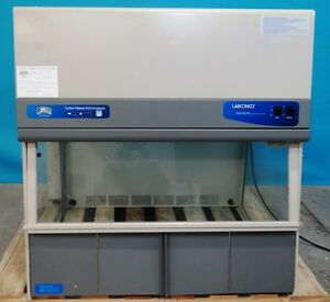 Labconco Purifier Filtered Pcr Enclosure Fume Hood