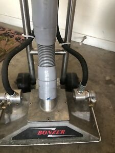 Rotovac Bonzer Dual Port Extractor Carpet Floor Cleaning Truck Mount Free Ship