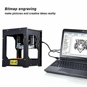 Laser Engraving Machine Engraver Cutter 3d Printer Diy Carver Metal Steel Usb