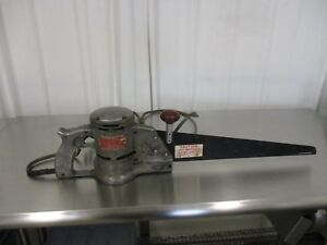 Used Working Jarvis 400 Wellsaw