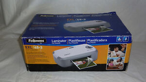 Fellowes Exl 45 3 Pouch Laminator 4 5 Home Or Office New