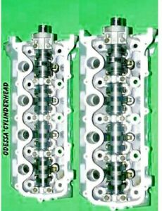 2 Ford Lincoln F150 F250 F350 4 6 5 4 Sohc 3 Valve Cylinder Heads 3l3e No Core