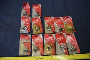 Mcgill 0091 5198 Toggle Switch 20amp 250v New Lot Of 12