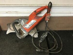 Husqvarna K3000 Wet Cut off Saw Electric Rear Handle Concrete Stone Pipe Cutter