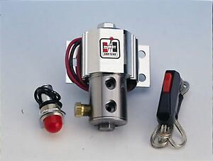 Hurst 174 5000 Universal Brake Line Lock Locks Launch Roll Control Solenoid Kit