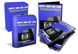 Create Your Own Local Server With Wordpress