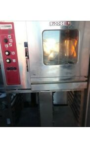 Combi Oven Electric Blodgett Combination Oven Steamer Commercial Cos 6
