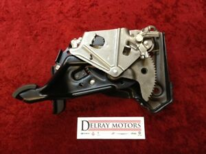Parking Brake Control Pedal W Hood Release F 250 350 450 550 Sd Brand New