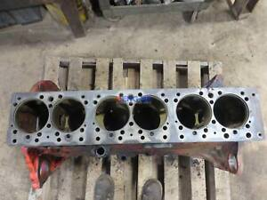 Case 504 Engine Block Good Used A66527