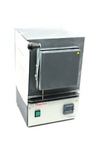 Thermo Scientific Eled Fb1415m Thermolyne Small Benchtop Muffle Furnace