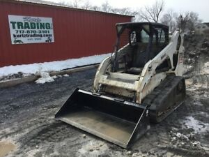 2007 Bobcat T190 Tracked Skid Steer Loader