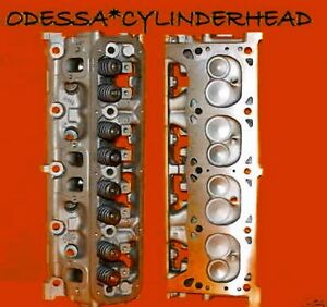 2 Mopar Dodge Truck 5 9 Ohv 360 Cylinder Heads Without Air Only 76 92 No Core