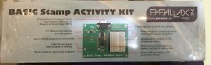 What s A Microcontroller Basic Stamp Kit Brand New In Box