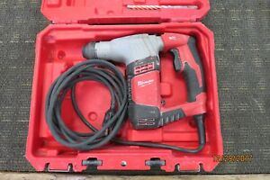 Milwaukee 5263 20 5 8 Sds Rotary Hammer Drill In Case