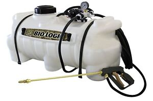 Biologic 6501 Chapin Outfitters Atv Sprayer For Fertilizer Herbicides And