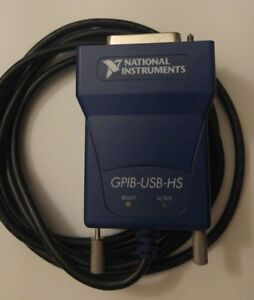 National Instruments Gpib usb b Interface Adapter Controller 188417d 01