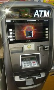 Route For Sale Nautilus Hyosung Halo Ii 2 Atm Machine