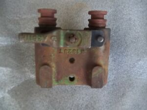 John Deere Tractor 40 420 430 435 1010 Remote Hydraulic Valve Coupling