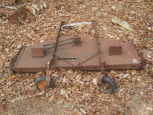 Mower Deck For Farmall International Cub A Super A 100 130 140 Others Tractor