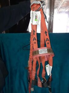 Safety Harness Double Lanyard