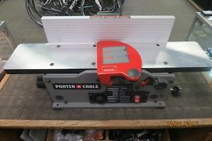 Porter Cable Pc160jt 6 Variable Speed Two knife Bench Jointer