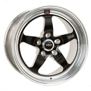 Weld Racing 71mb 509a45a Rts S71 Forged Wheel Rim 15x9 33 5x4 5 Bc 4 5 Bs