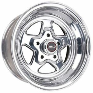 Weld Racing 96 58278 Prostar Wheel Rim 15x8 5x4 75 Bp 4 5 Bs