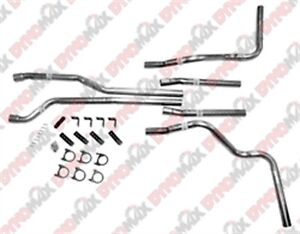 Dynomax 89007 Exhaust System Kit Header Back System Exhaust System Kit