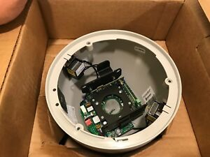 Ge Security Cyh 4202 Cyberdome Ii Select Pendant Mount Housing Htr fan Coax