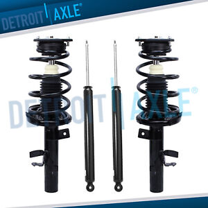 Front Strut Rear Shocks Kit For 2012 2013 Ford Focus 2 0l Automatic Transmission