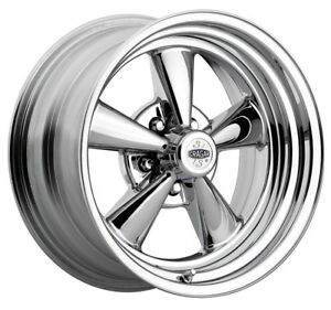 Cragar Wheel 61817 08 61 S S Super Sport Wheel